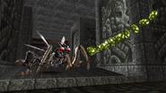 Turok Dinosaur Hunter Enemies - Giant Mantis Guardian (4)