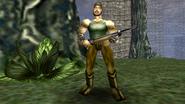 Turok Dinosaur Hunter Enemies - Poacher (34)