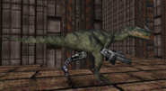 Turok Dinosaur Hunter - Enemies - Raptor - 057