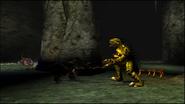 Turok 2 Seeds of Evil Enemies - Leaper (1)