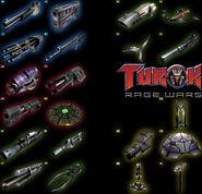 Turok Rage Wars Arsenal