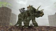 Turok Dinosaur Hunter Enemies - Triceratops (39)