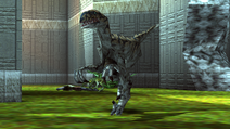 Turok 2 Seeds of Evil Enemies - Velociraptor - Dinosaurs (37)