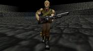 Turok Dinosaur Hunter - Boss - The Longhunter - 001