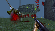 Turok Dinosaur Hunter Weapons - Shotgun (23)