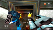 Turok Rage Wars Weapons - Scorpion Missile Launcher (7)