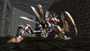 Turok Dinosaur Hunter Enemies - Giant Mantis Guardian (14)
