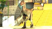 Turok 2 Seeds of Evil Enemies - Velociraptor - Dinosaurs (40)