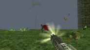 Turok Dinosaur Hunter Weapons - Minigun (10)