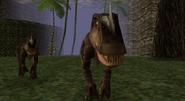 Turok Dinosaur Hunter - Enemies - Raptor - 005