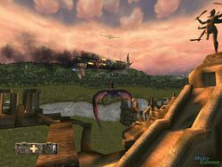 Turok Evolution Airborne 5
