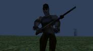 Turok Dinosaur Hunter - Enemies - Poacher 006