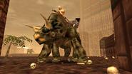 Turok Dinosaur Hunter Enemies - Triceratops (30)