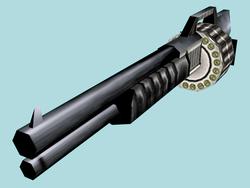 Turok Rage Wars Arsenal - Shotgun