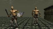 Turok Dinosaur Hunter - Enemies - Campaigner Soldiers (006)