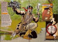 Turok Dinosaur Hunter Comic - Acclaim - Turok Way of the Warrior an adventure of TUROK (6)