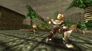 Turok Dinosaur Hunter Enemies - Campagner Soldier (34)