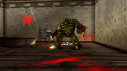 Turok 2 Seeds of Evil Enemies - Endtrail - Dinosoid (23)