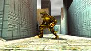 Turok 2 Seeds of Evil Enemies - Raptoid - Dinosoid (39)