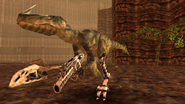 Turok Dinosaur Hunter Enemies - Raptor