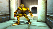 Turok 2 Seeds of Evil Enemies - Raptoid - Dinosoid (38)