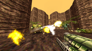 Turok Dinosaur Hunter Weapons - Quad Rocket Launcher (5)