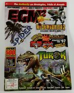 Turok Dinosaur Hunter Magazines (1)