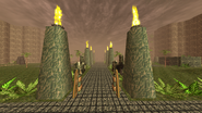 Turok Dinosaur Hunter Levels - The Ancient City (10)