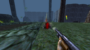 Turok Dinosaur Hunter Weapons - Shotgun (3)