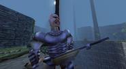 Turok Dinosaur Hunter Enemies - Campaigner Soldier (5)