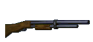 Turok Dinosaur Hunter - Shotgun Weapon Render