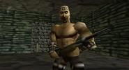 Turok Dinosaur Hunter - Enemies - Campaing Soldier - 051