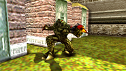 Turok 2 Seeds of Evil Enemies - Endtrail - Dinosoid (37)