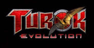 Turok evolution logo