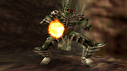 Turok Dinosaur Hunter Enemies - Demon (2)