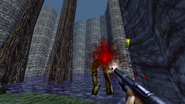 Turok Dinosaur Hunter Weapons - Shotgun (14)