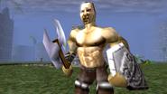Turok Dinosaur Hunter Enemies - Campagner Soldier (16)