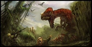 Turok dilo feeding ground20copy