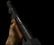 Turok Dinosaur Hunter - Auto-Shotgun Weapon Render (6)
