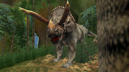 Turok Evolution Triceratops (2)