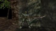 Turok Dinosaur Hunter - Enemies - Demon - 007