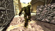 Turok 2 Seeds of Evil Enemies - Endtrail - Dinosoid (3)