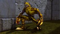 Turok 2 Seeds of Evil Enemies - Raptoid - Dinosoid (12)