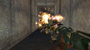 Turok Evolution Weapons - Flamethrower (2)