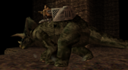 Turok Dinosaur Hunter - Enemies - Triceratops - 001
