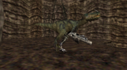 Turok Dinosaur Hunter - Enemies - Raptor - 091