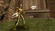 Turok Dinosaur Hunter Enemies - Ancient Warrior (3)