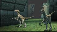 Turok 2 Seeds of Evil Enemies - Raptor (5)