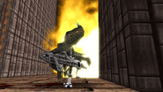 Turok Dinosaur Hunter Enemies - Raptor Mech (33)