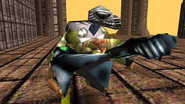 Turok Dinosaur Hunter Enemies - Alien Infantry (48)